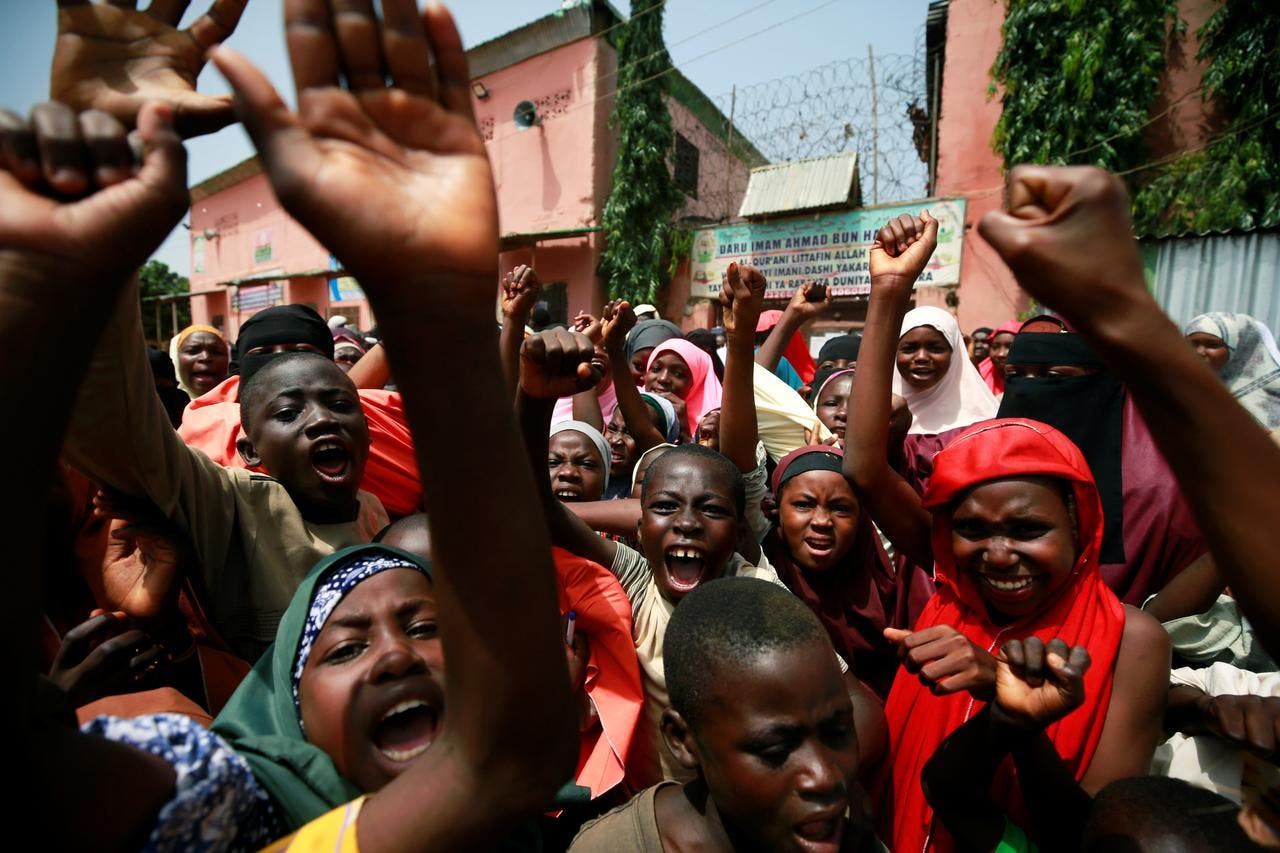Victims of north Nigerian institution