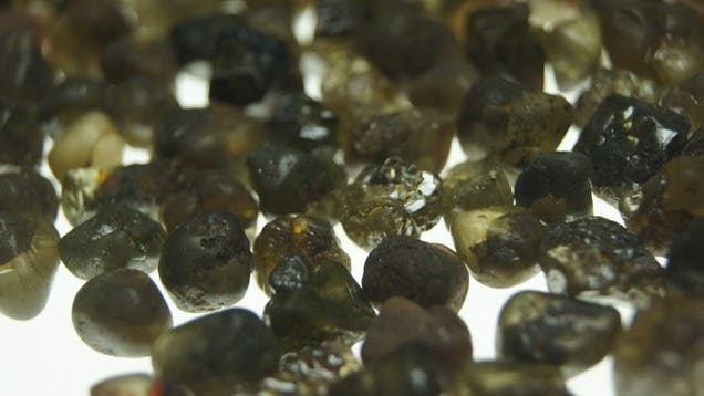 US Bans Marange Diamonds