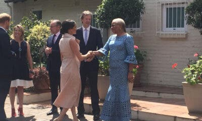 Meghan Markle to Graca Machel