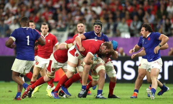 Wales 20 - 19 France
