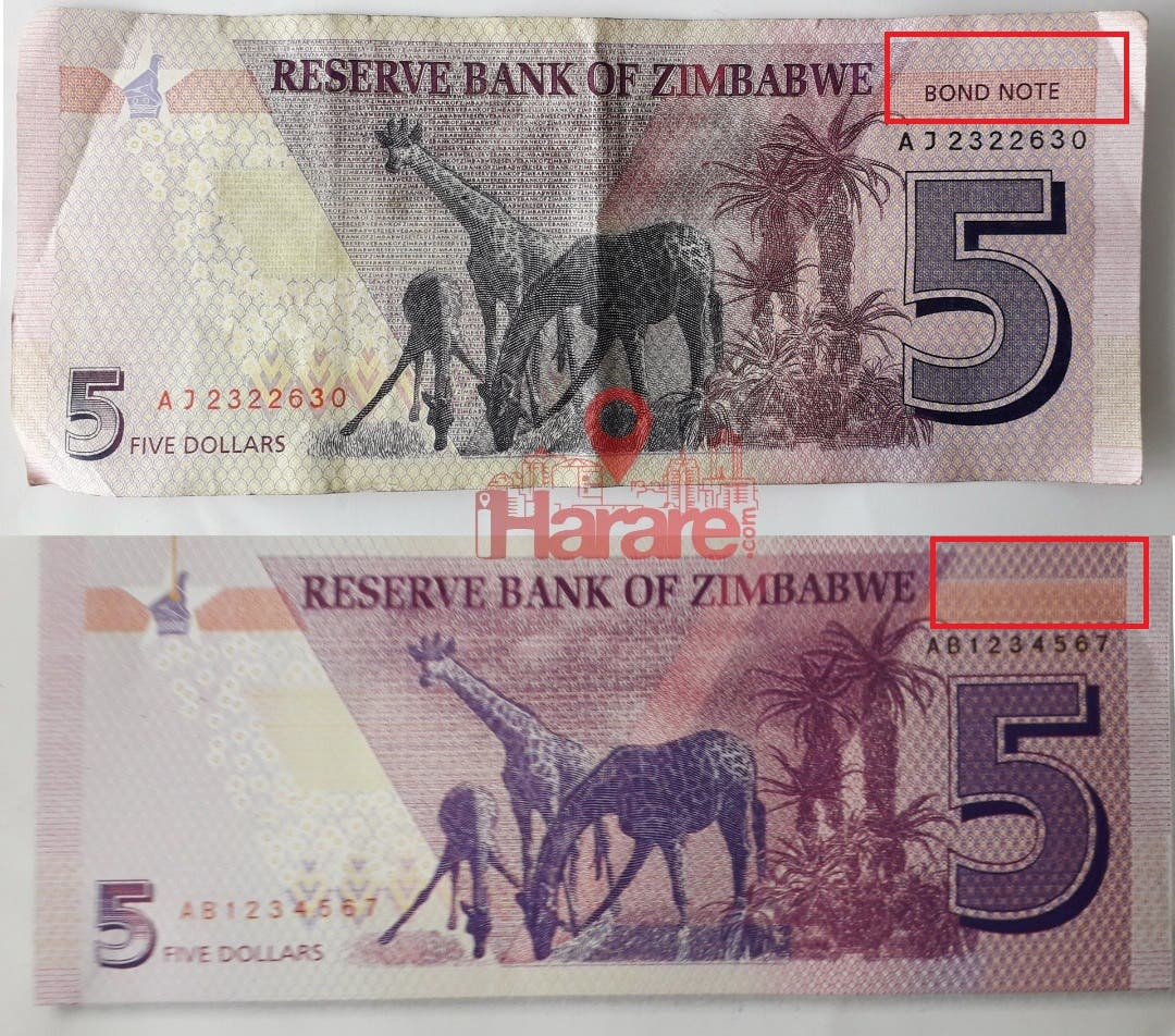 New-Currency Bondnote