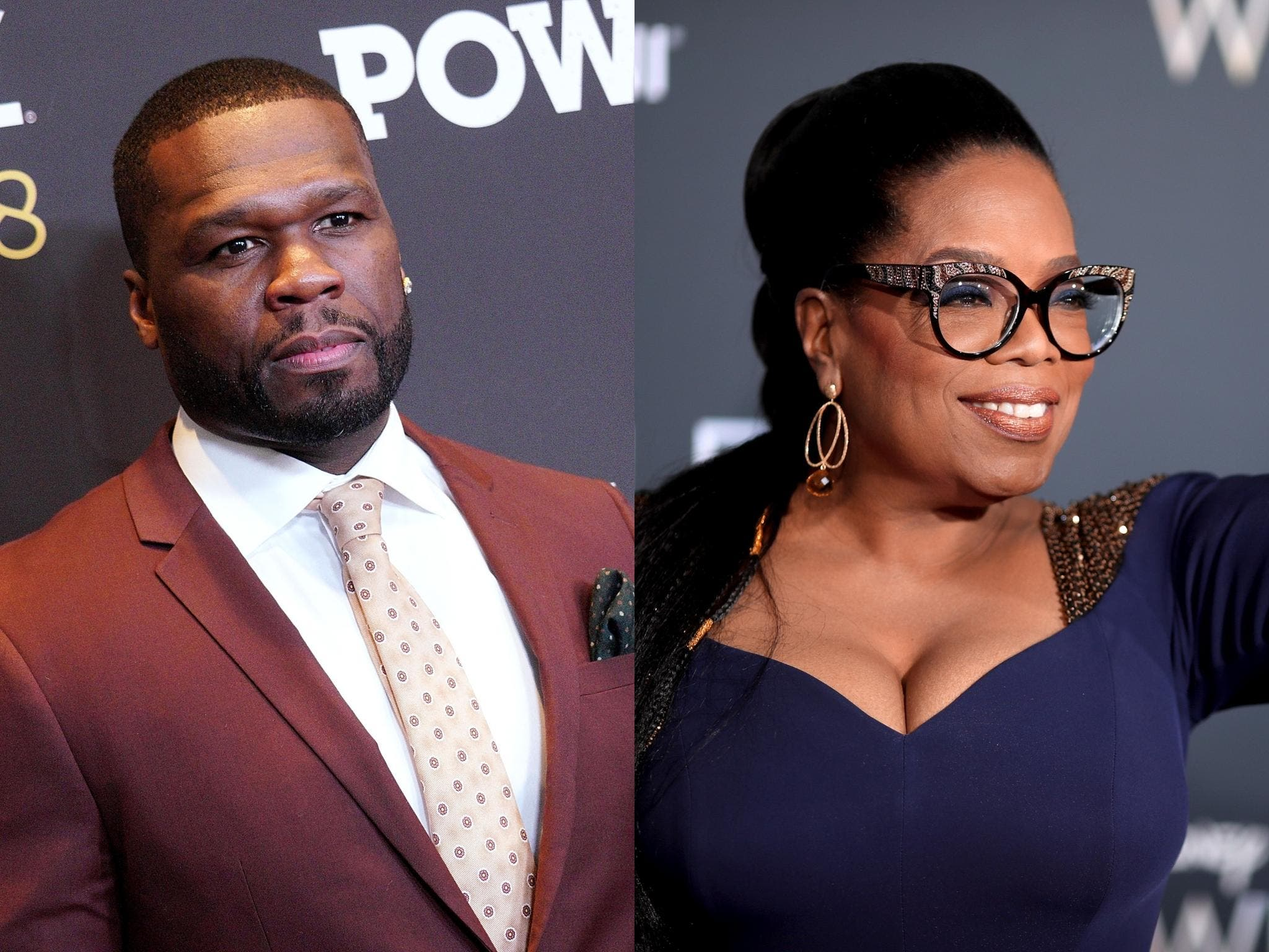 50 Cent accuses Oprah Winfrey