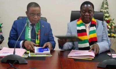 In othPresident Mnangagwa and CHiwengaer news – Pokello shacking her saucy B00TY – Video Pokello shacking her saucy B00TY – Video. Ok, she is a businesswoman but that doesn't mean she is a fun person as well. After all, they say all work no play makes Jake a dull boy. So the queen of swagger is trying to live both as we saw recently she was having fun and she dance her b#tt while doing it. Pokello Nare Pokello Nare had some news circulating about her a few days ago after a video of her buying clothes from a China flea market went viral, some popular personalities in the country laughed her for that, Prominent names, the likes of Prophet Passion Java and Queen Tatelicious found it funny that the self-proclaimed Queen of Swagger bought clothes in…continue reading.