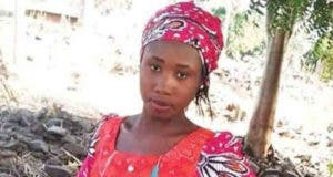Leah Sharibu gives birth