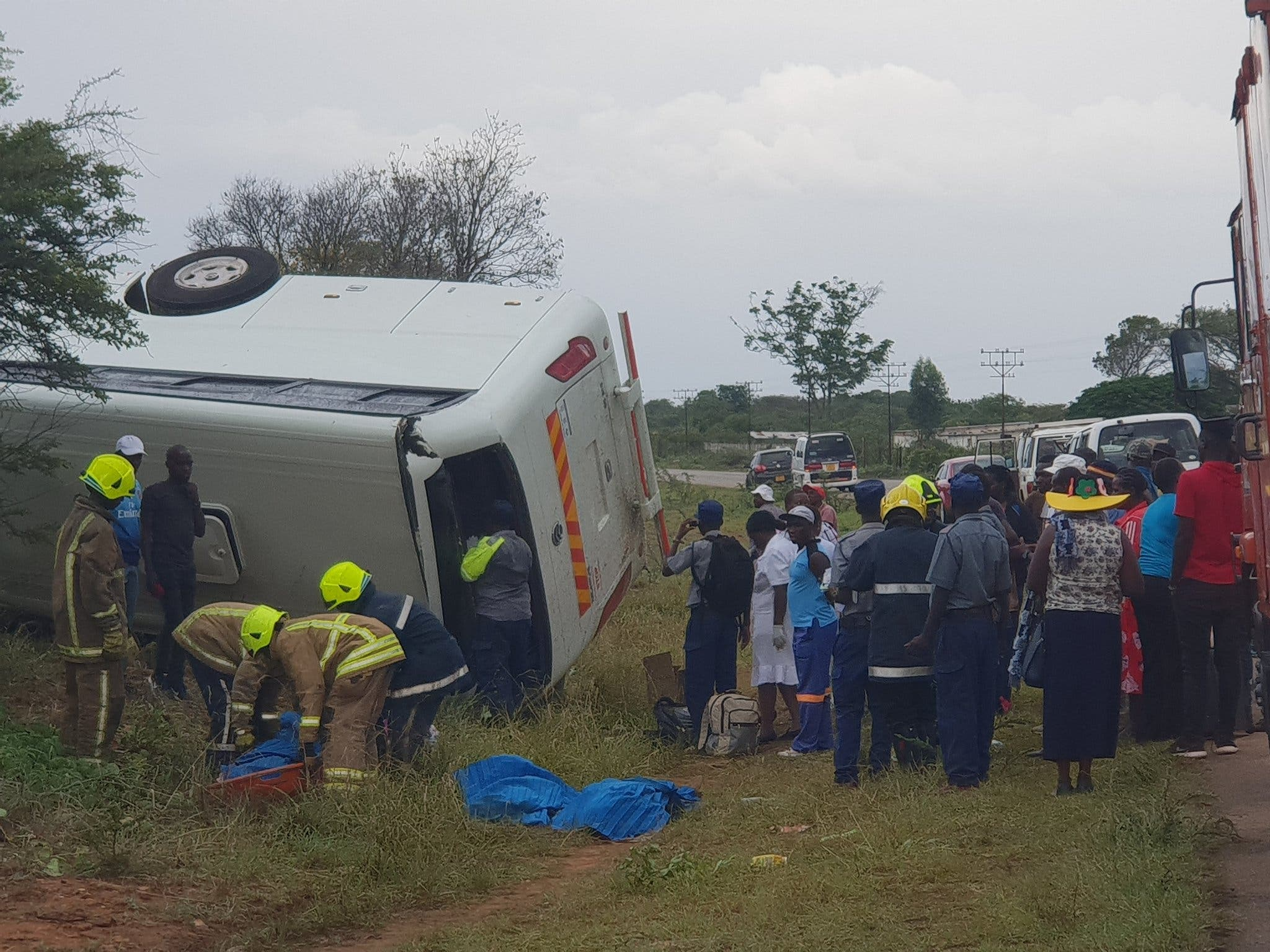Zupco bus accident