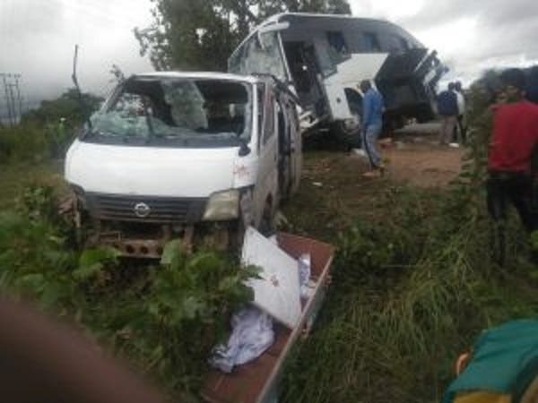 Zupco Accident