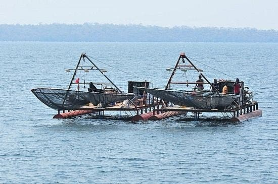 Kariba fishing boat