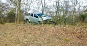 Kazembe Kazembe accident