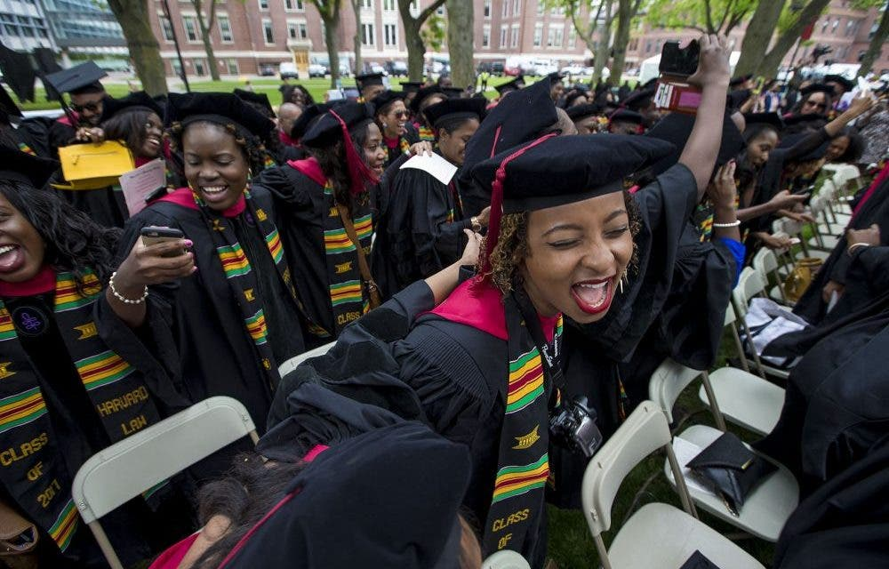 Zimbabwean students in USA