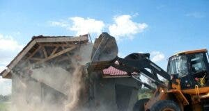 CHitungwiza House demolition