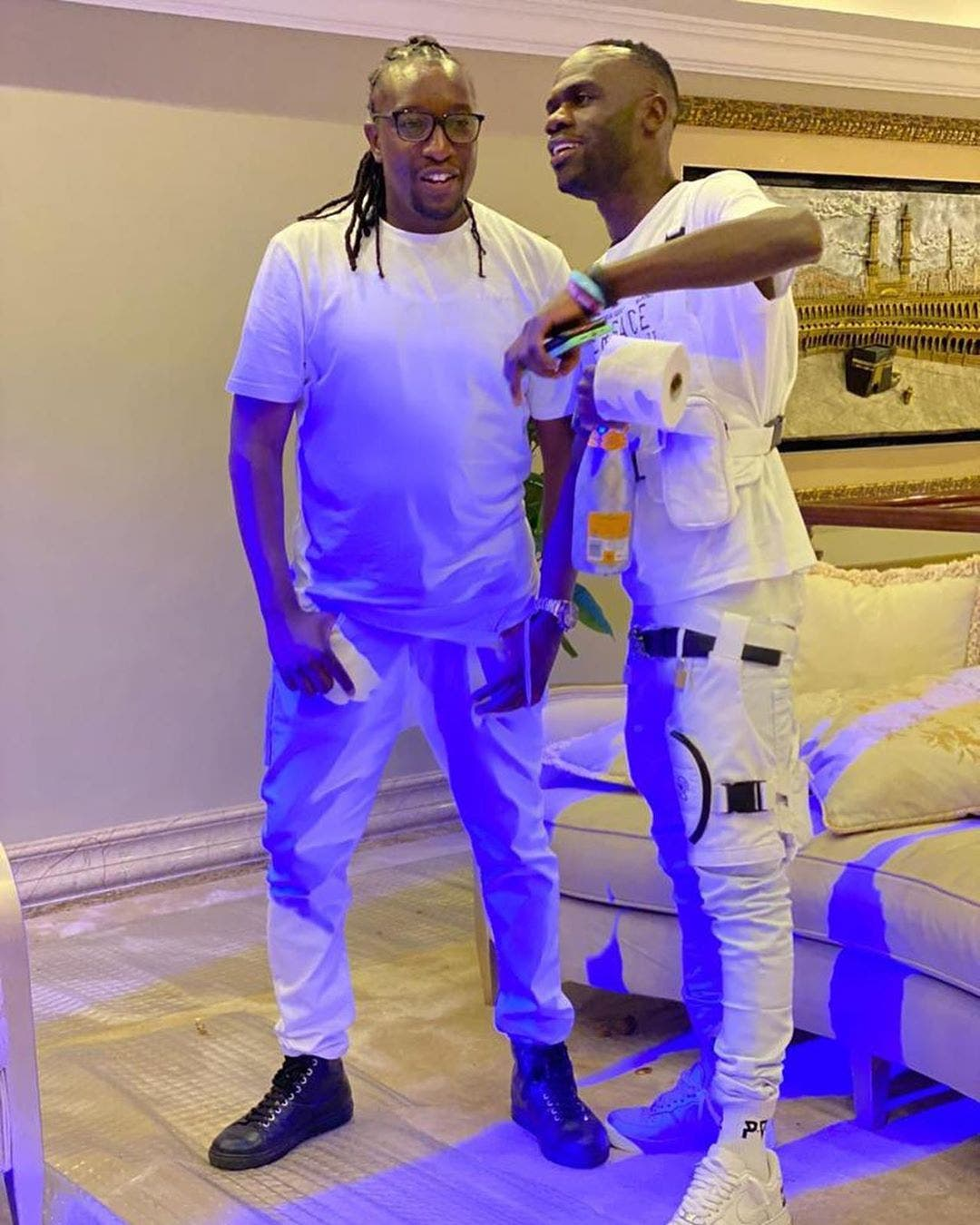 Towers with DJ Flavour