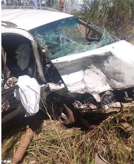 Terry Afrika car accident