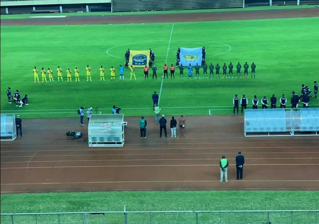 Warriors vs Chipolopolo