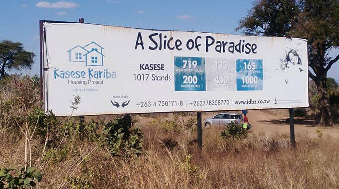 Kasese Housing Project